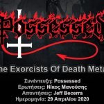 Possessed – The Exorcists Of Death Metal