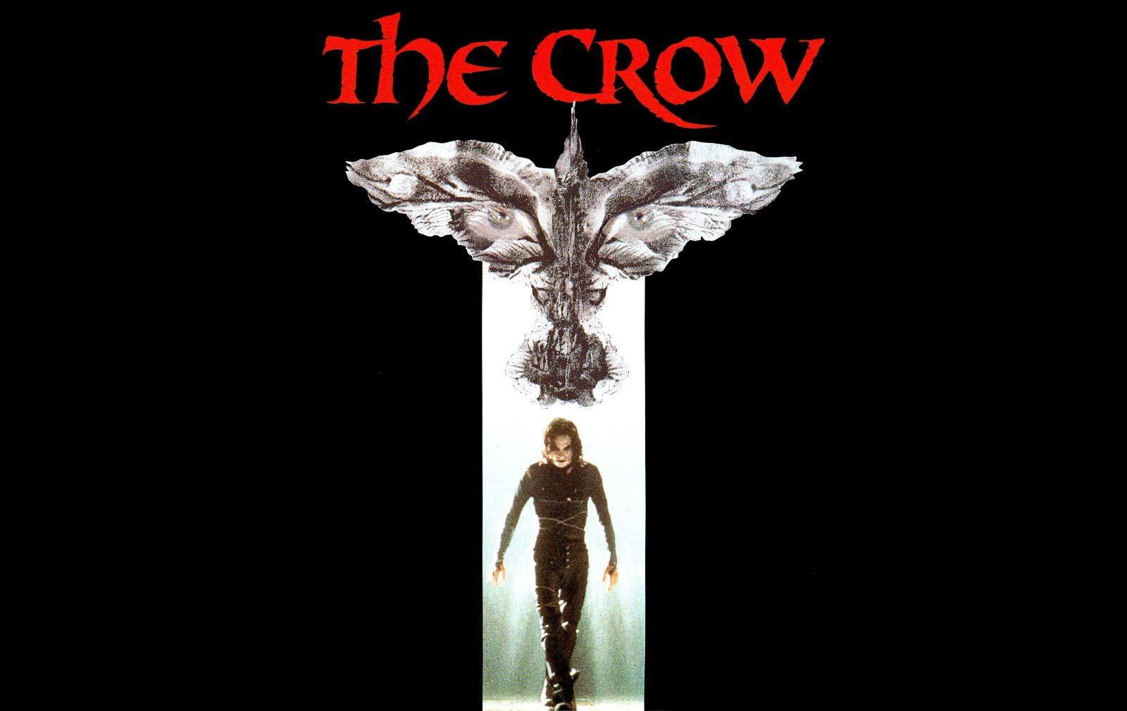 The Crow (1994): Vengeance From The Grave…