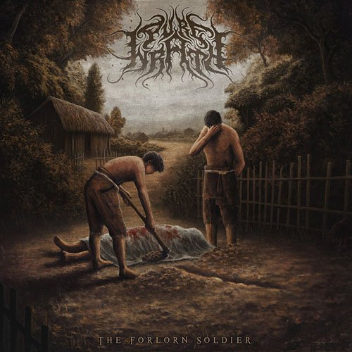 Pure Wrath – The Forlorn Soldier (EP)