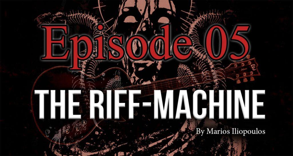 The Riff Machine – English