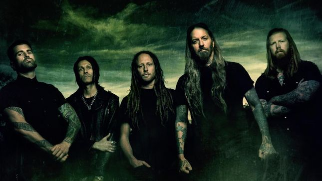 "DEVILDRIVER To Release ""Dealing With Demons I"" In October, First Single Available."
