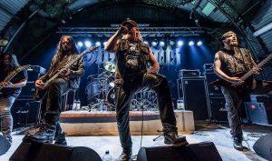 """Οι INSIDIOUS DISEASE υπέγραψαν στην Nuclear Blast και κυκλοφόρησαν το πρώτο τους single """"Enforcers Of The Plague""""."""