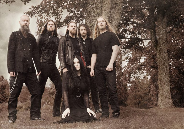 "DRACONIAN Premiere New Single ""Moon Over Sabaoth""."