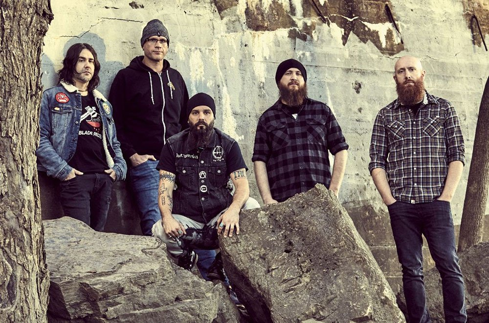 "KILLSWITCH ENGAGE to release ""Atonement II B-Sides For Charity""!"
