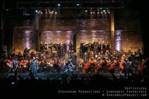 Οι SEPTIC FLESH ανακοίνωσαν τις λεπτομέρειες του επερχόμενου DVD τους «Infernus Sinfonica MMXIX».