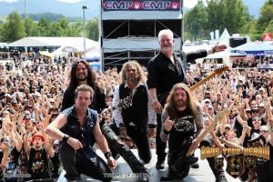 TYGERS OF PAN TANG: Guitarist Micky Crystal leaves the band!