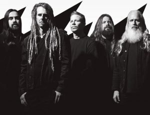 "LAMB OF GOD Premiere New Single, ""Routes"" Feat. Chuck Billy!"