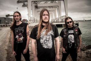 "New Song ""Stench Of Decay"" From Death Metallers NECROT."