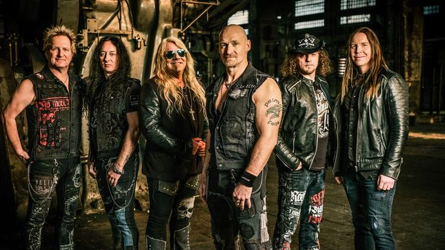"Listen To New PRIMAL FEAR Single, ""Along Came The Devil""."