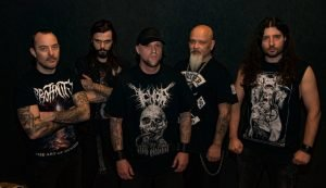 """SINISTER Reveal New Track """"Deformation Of The Holy Realm""""."""