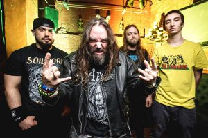 """SOULFLY Release """"Live Ritual NYC MMXIX"""" Digital EP."""