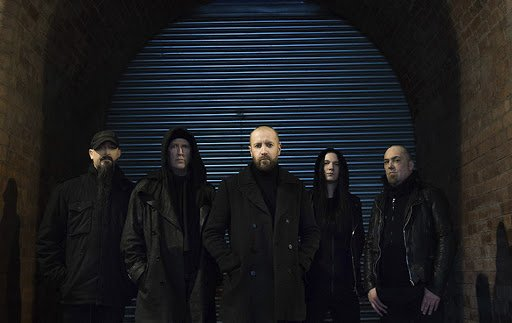 "PARADISE LOST Release Official  Video For New Song ""Darker Thoughts"" ."