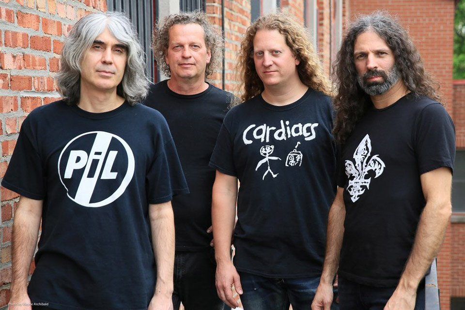 "VOIVOD To Release ""The End Of Dormancy"" EP In July."