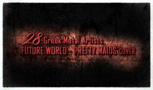 Ελληνικό HEAVY METAL εναντίον Κορονοϊού!!!