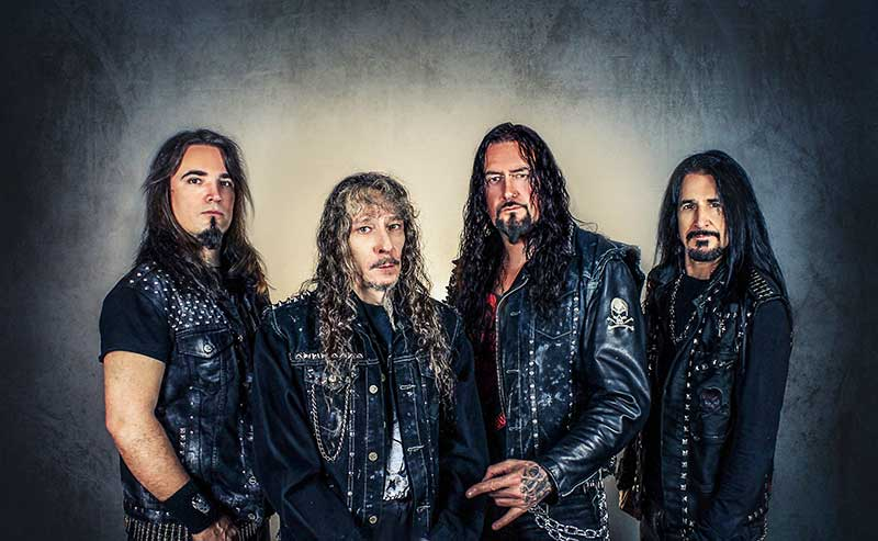 """DESTRUCTION Release Official Live Video For  """"Nailed To The Cross""""."""