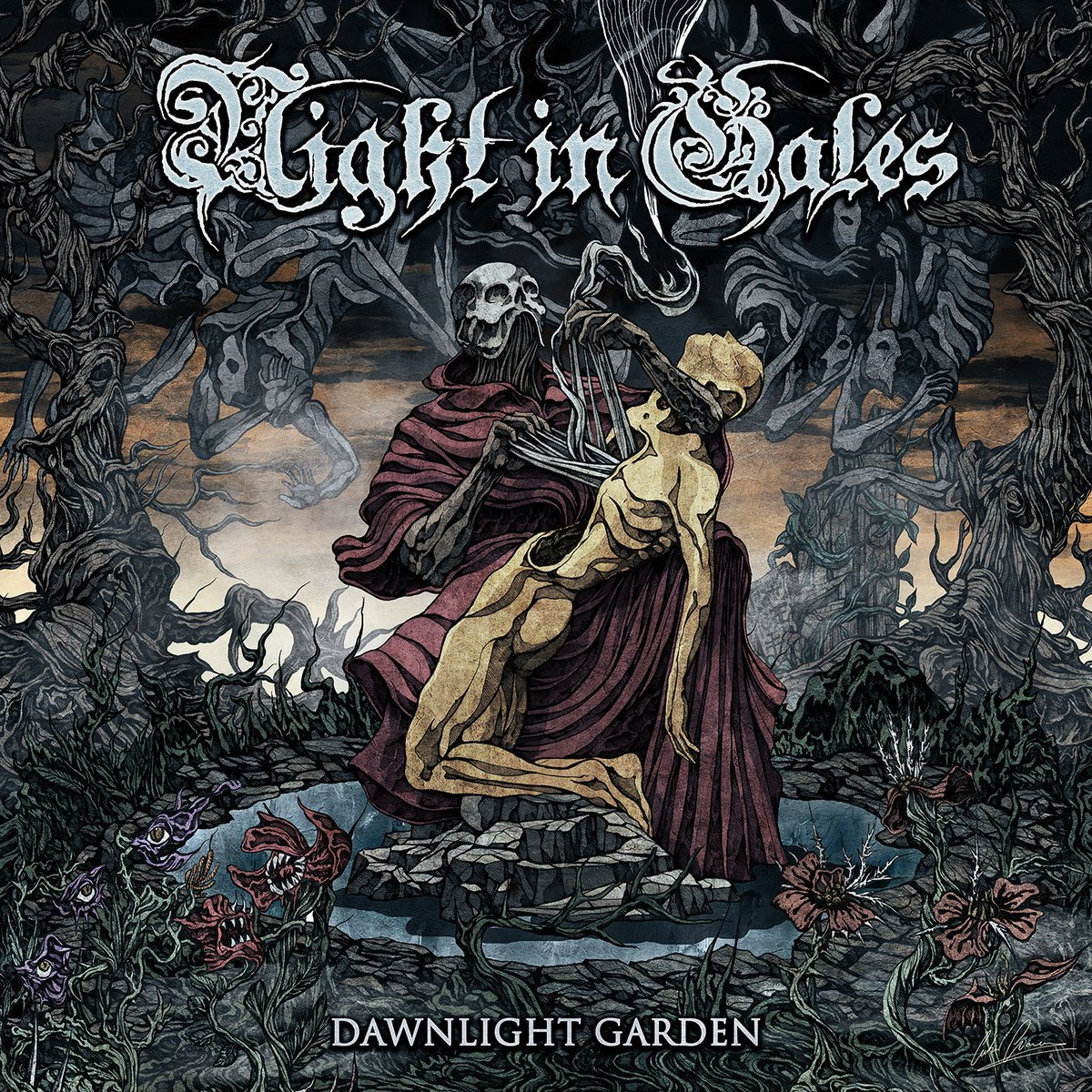 Night In Gales -Dawnlight Garden