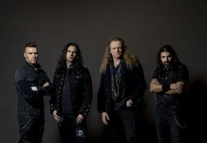 "FIREWIND Premier ""Break Away"" Lyric Video."