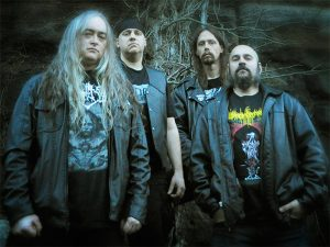 """INCANTATION Premiere Lyric Video For New Song """"Propitiation""""."""