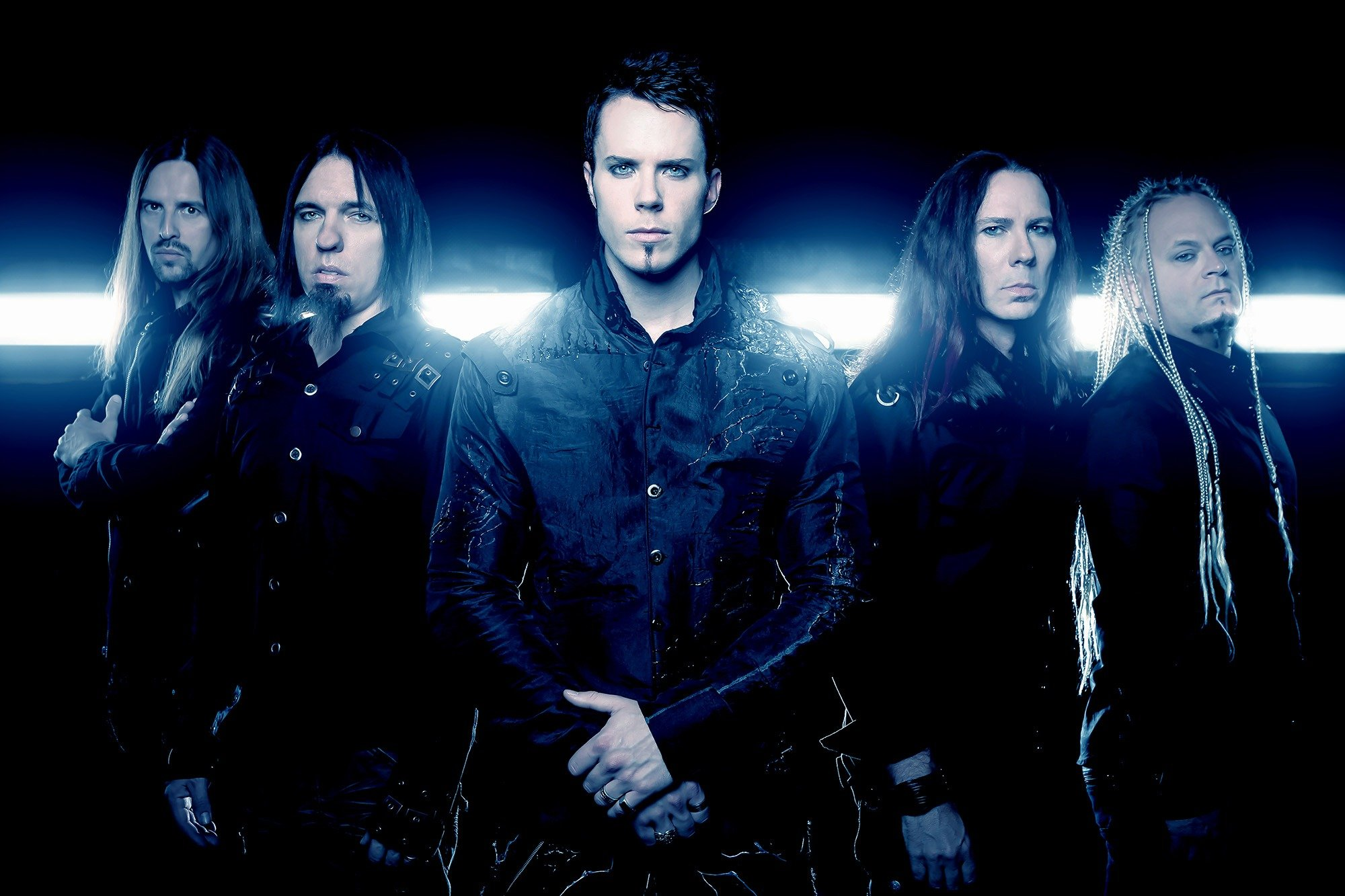 KAMELOT To Release New Live Album.