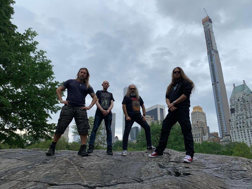 Οι cult Death/Thrashers MESSIAH επιστρέφουν μετά από 26 χρόνια με νέο δίσκο!