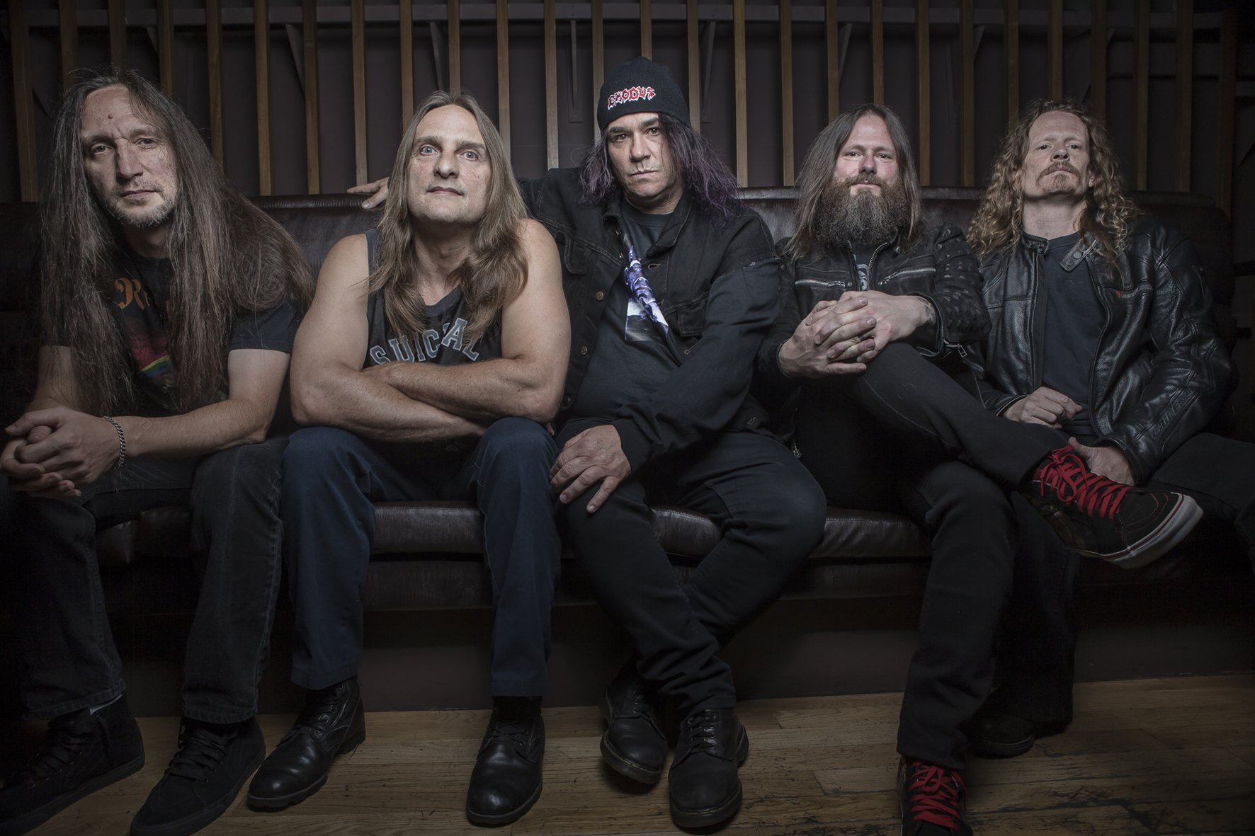 EXODUS Entering Recording Studio In September!