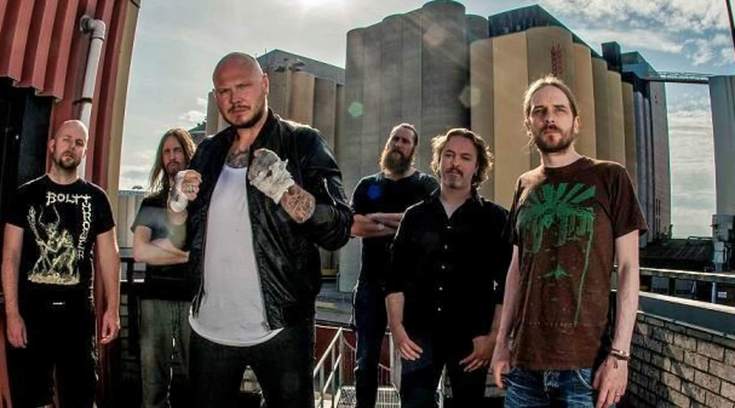 "SOILWORK Music Video For New Single ""Death Diviner""."