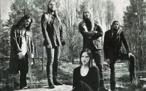 DRACONIAN Debut Lyric Video For New Single.