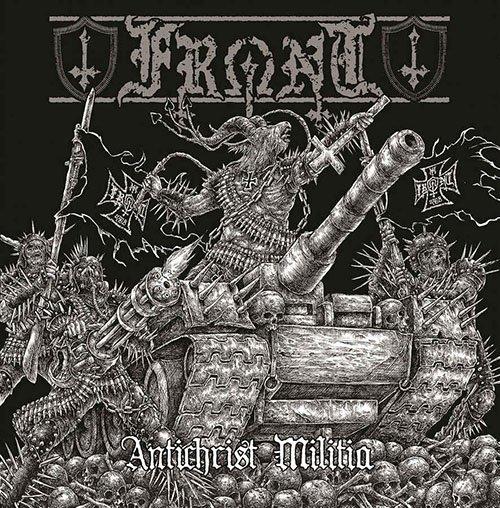 Front – Antichrist Militia (EP)