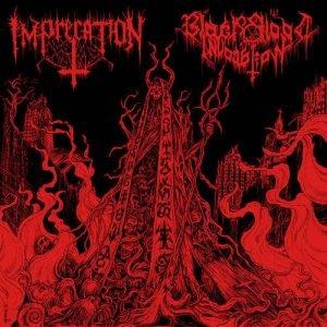 Imprecation Black Blood Invocation – Diabolical Flames