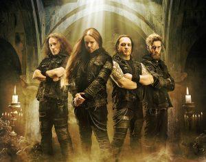 "Epic Melodic Death Metallers NOTHGARD release ""Lightcrawler"" digital single."