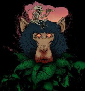 StartTheMonkey – The Start Of The Monkey