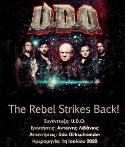 U.D.O. – The Rebel Strikes Back!