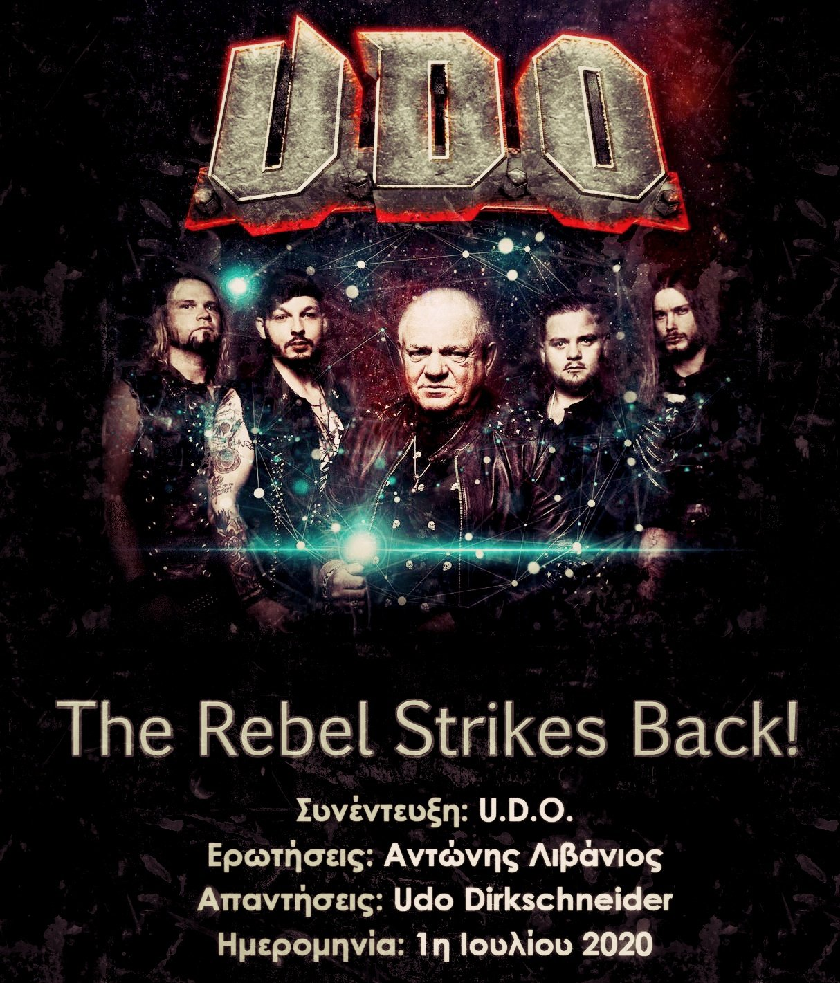 U.D.O. – The Rebel Strikes Back!