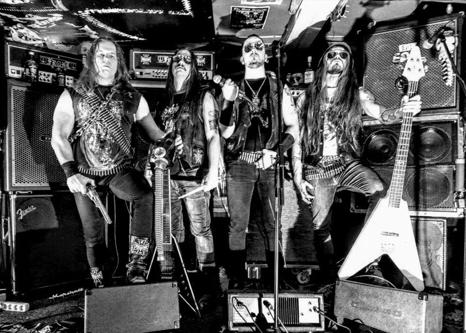 Νέο βίντεο από τους Black/Death Metallers FRONT.