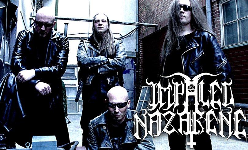 Οι IMPALED NAZARENE ηχογραφούν το νέο τους άλμπουμ!