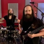 Collaboration of John Petrucci with Mike Portnoy!