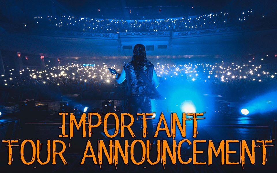 Ακυρώθηκε η επερχόμενη Ευρωπαική περιοδεία των MACHINE HEAD και οι εμφανίσεις τους στην Ελλάδα!!!