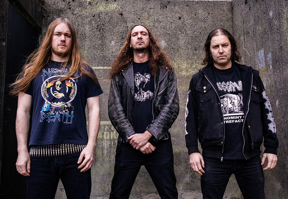 Death Metallers NECROT Launch New Track.