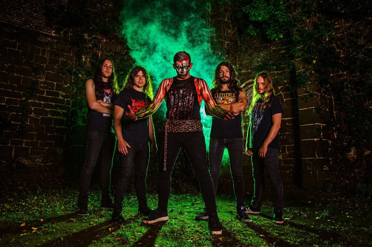 """CARNATION reveal cover and album details of """"Where Death Lies""""!"""