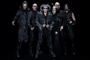 CRADLE OF FILTH announce a Live Stream Concert, for celebrating All Hallow's Eve!