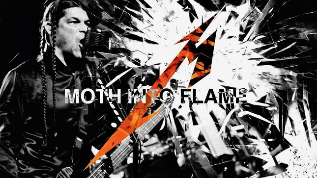 """METALLICA Release """"Moth Into Flame"""" Video From """"S&M²""""!"""