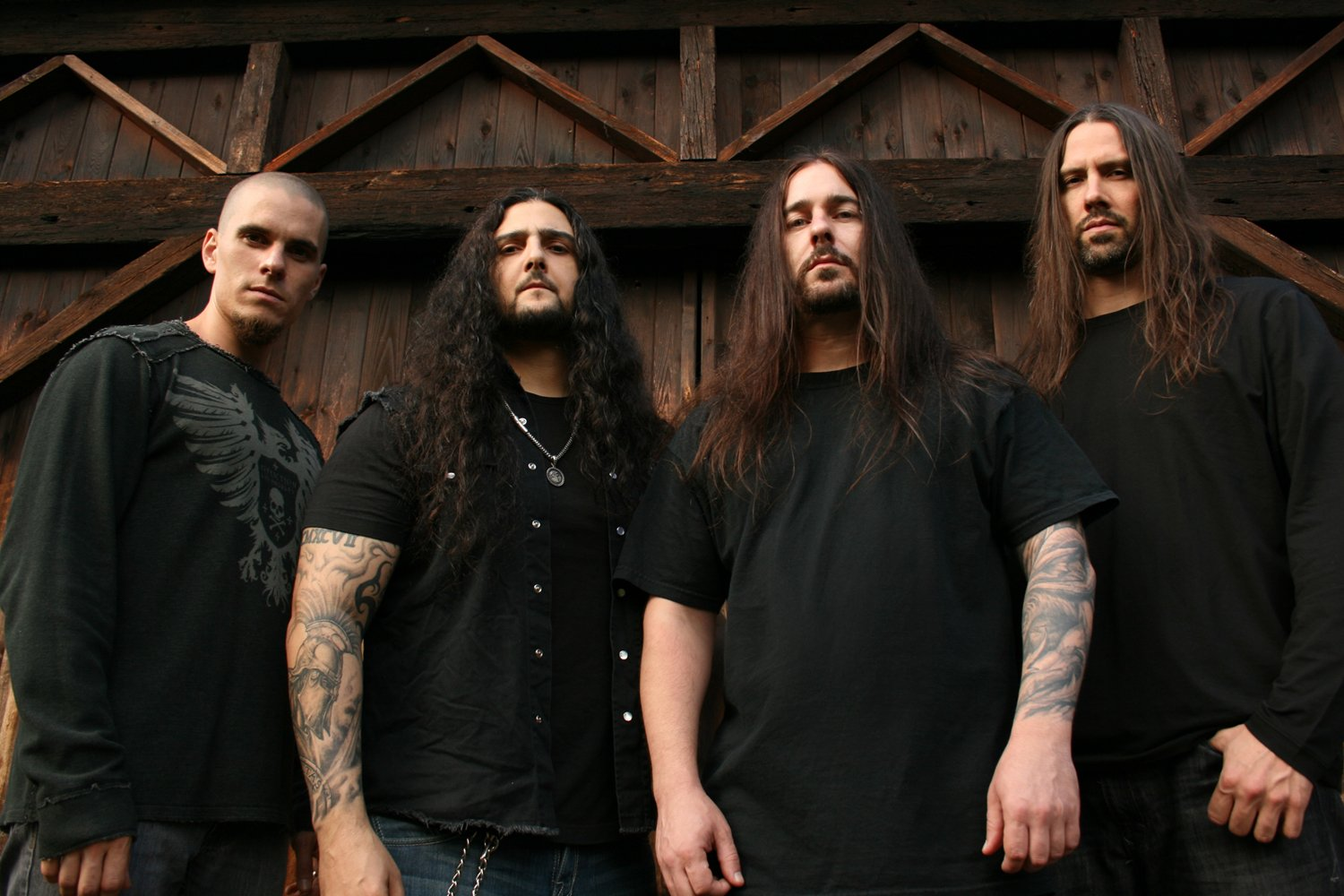 "KATAKLYSM release official music video for ""Underneath The Scars""!"
