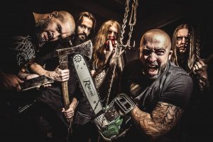 "BENIGHTED Release Brand New Single ""Serve To Deserve""."