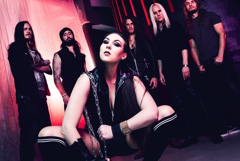AMARANTHE – release of a new, second single.