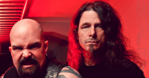 PAUL BOSTAPH talks about his new project With KERRY KING!
