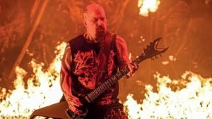 """SLAYER's KERRY KING says he has """"More than two records material"""" for his new project!"""