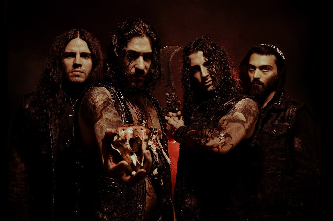 Watch a pro-short video of LUCIFER'S CHILD full performance at Hellfest 2019!