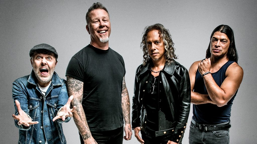 "Watch METALLICA Perform On ""The Howard Stern Show""!"