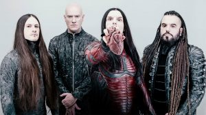 SEPTICFLESH has finished recording the drums for their new album!