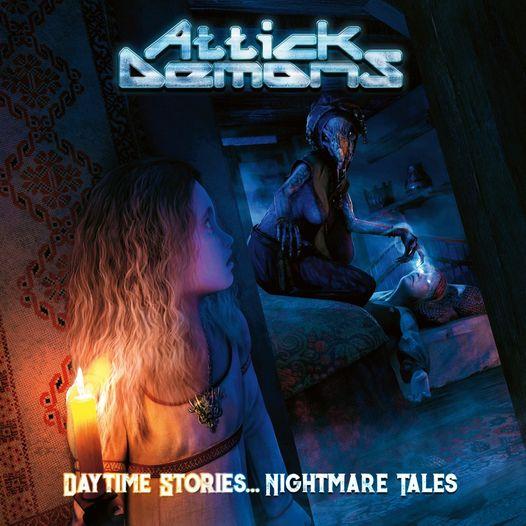 """Οι ATTICK DEMONS παρουσιάζουν το πρώτο τους επίσημο βίντεο και single για το τραγούδι """"The Contract""""!"""